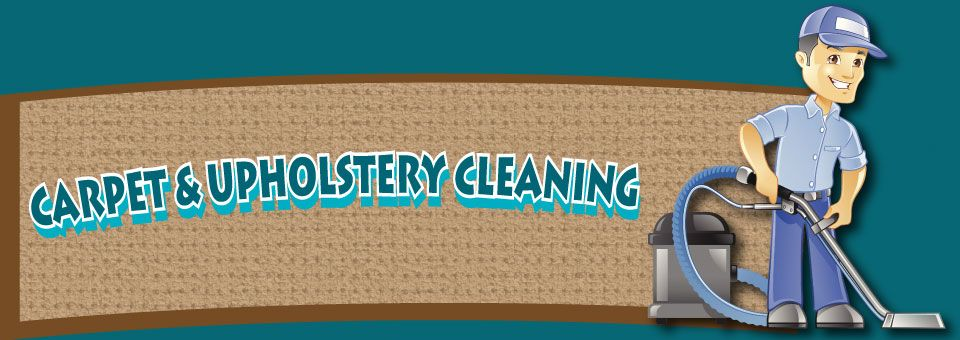 Carpet and Upholstery Cleaning - vaccuuming
